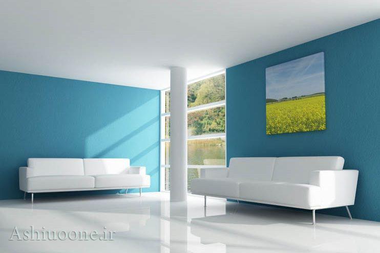 Read more about the article رنگ ساختمان