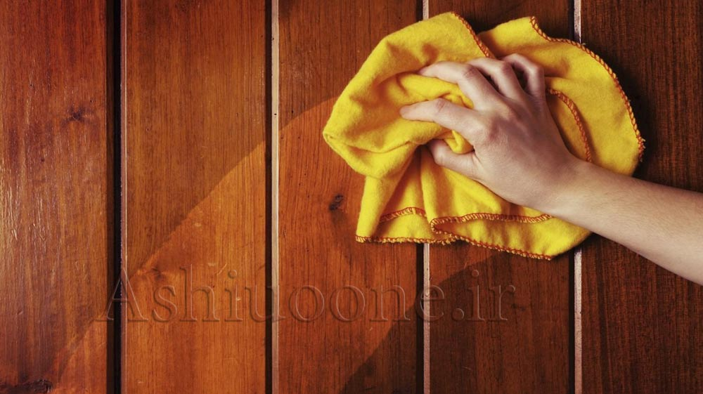 Read more about the article تمیز کردن وسایل چوبی