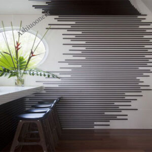 دکوری چوبی دیواری