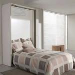 تختخواب دیواری مخفی