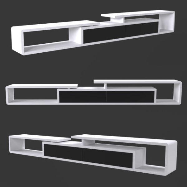 میز تی وی دیواری جدید مدل A43