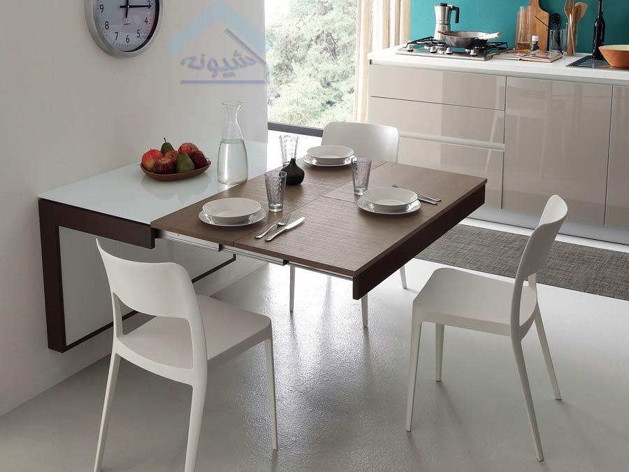 میز دیواری
